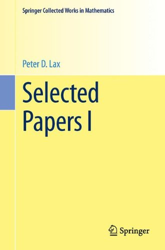 Selected Papers I (Springer Collected Works in Mathematics)