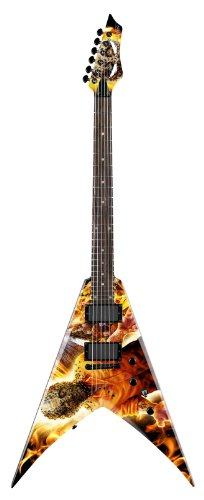 (Dean V Dave Mustaine End Game Electric Guitar)