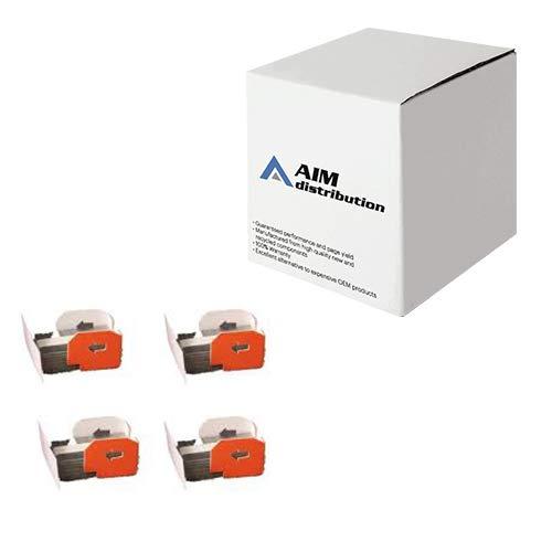 AIM Compatible Replacement for Gestetner Corp Type L Copier Staples (4/PK-2000 Staples) (89886) - Generic