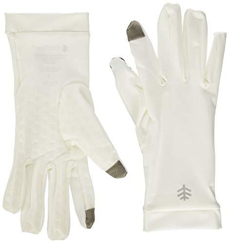 Coolibar Damen UV-Handschuhe mit Touch-Kompatibilität