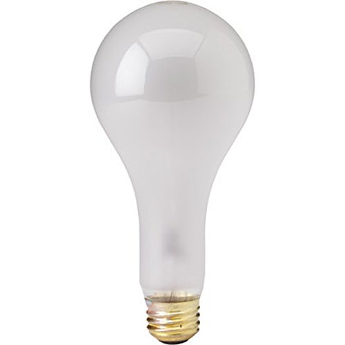 Eiko 06906x50 ECT-LN, 120V 500W Inside Frosted, Long Neck (Pack of 50)