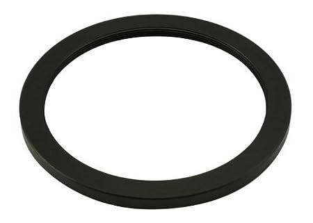 Fotga Black 43mm to 52mm 43mm-52mm Step Up Filter Ring for DSLR Camera Lens and Neutral Density UV CPL Circular Polarizing Infrared Len Filters