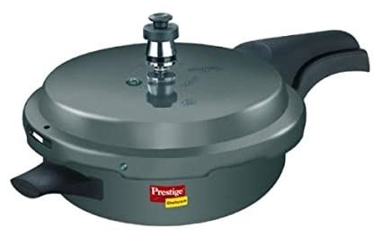 Prestige PRHAJP Hard Anodised Junior Pan Pressure Cooker