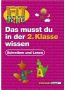 Fit für die Schule, Das musst du in der 2. Klasse wissen - Deutsch