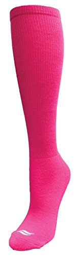 Sof Sole Allsport Over the Calf Team Athletic Performance Socks for Girls, 2-Pack