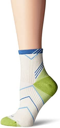 Sockwell Women's Incline Quarter Moderate (15-20mmHg) Graduated Compression Socks
