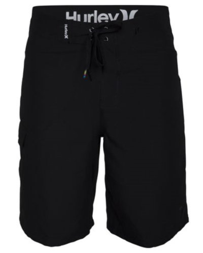 Hurley Men's One and Only 22 Inch Boardshort, Black, 32