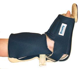 DSS Comfy Boot Orthosis by Alimed