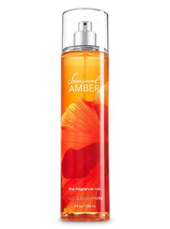 - Bath Body Works Sensual Amber 8.0 oz Fine Fragrance Mist