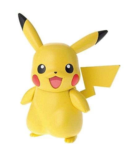 SpruKits Pokemon Pikachu Action Figure Model Kit, Level 1