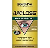 Nature's Plus. Ageloss Eye Support 60 Vcaps (4 Pack)