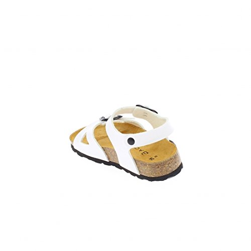 Backsun - Tongs / Sandales - Bs-15297 - Blanc