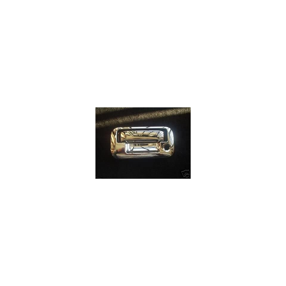 Mirror Polish Chrome Door Handle Cover   Ford F250 2008 08
