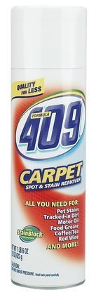 Formula 409 Carpet Spot & Stain Remover Cleaner, 22 Oz Can (1)