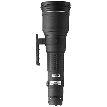 Sigma 800mm f/5.6 EX DG HSM APO Ultra Telephoto Lens for Canon SLR Cameras