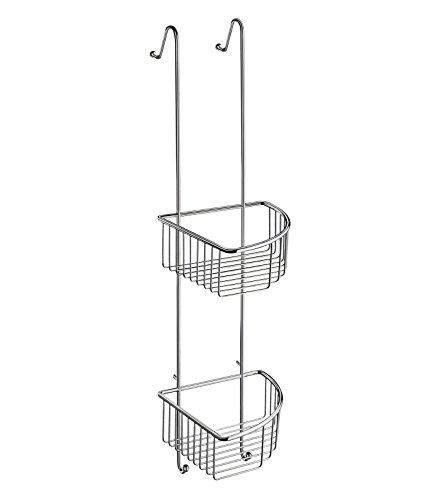 - Smedbo SME DK1042 Shower Basket, Polished Chrome,