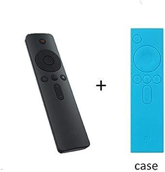 Mando a distancia Calvas Smart TV Box para Xiaomi Box 4C IR Control remoto para Mi TV Box 3C 3S Mando a distancia para Xiaomi Black Boxes: Amazon.es: Bricolaje y herramientas