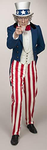 (aahs!! Engraving Uncle Sam Cardboard Stand Up)