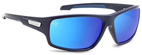 Officially Licensed NFL Sunglasses, Dallas Cowboys, 3D Logo on Temple - 100% UVA, UVB & UVC - Sunglasses Dallas