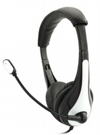 Education 1EDU AE36WH ITE Headphone Microphone Single product image