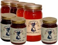 Crab Apple Jelly (Wild) 9.6 ounce