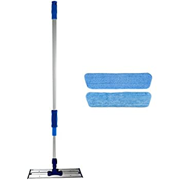 Amazon Com Real Clean 16 Inch Commercial Microfiber Mop