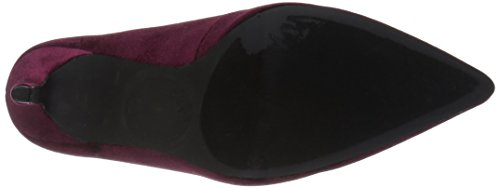 Penny Loves Kenny Women's MIFF Dress Pump, Wine, 9 M US by Penny Loves Kenny (Image #3)