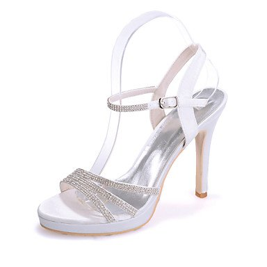 5 Sandals Wedding EU38 amp;Amp; 5 Shoes Available Stiletto Silk UK5 Eveningwedding Open Heel Shoes CN38 US7 Party Colors More Toe Women'S wf10aa