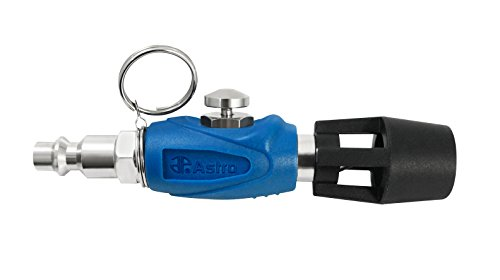 Astro Pneumatic Tool 1711 Micro High Flow Air Blow Gun,