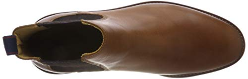 Chelsea cognac G45 Ricardo Marrone Stivali Uomo Gant fnw4XEPA