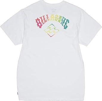 Billabong Bunker - Camiseta de manga corta, color blanco: Amazon.es: Ropa y accesorios