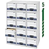 Bankers Box Stor/Drawer Steel Plus Storage Drawer, Letter Size(00311)