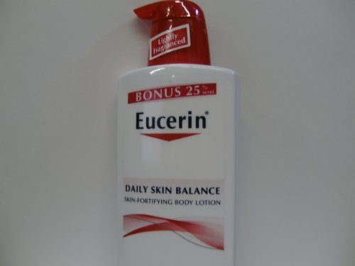 Eucerin Daily Skin Balance Body Lotion Review