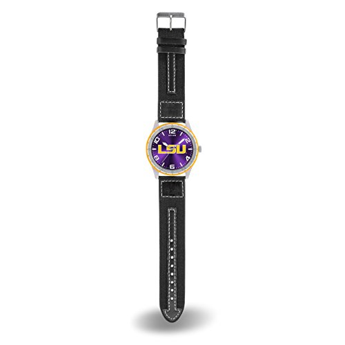 Steel Tigers Watch State Sport (RICO INDUSTRIES LSU Tigers Watch Gambit Style)