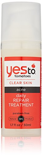 (Yes To Tomatoes Acne Daily Repair Treatment, 1.7 Fluid Ounce)