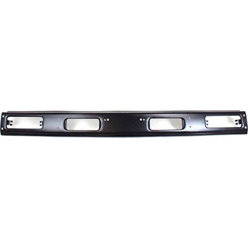 OE Replacement Nissan/Datsun Pickup Front Bumper Face Bar (Partslink Number NI1002118)