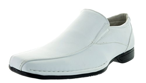 Bruno-MARC-GIORGIO-Mens-Classic-Square-Toe-Leather-Lined-Stretch-Insert-Slip-On-Dress-Loafers-Shoes