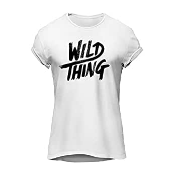 Wild Things, Cool Graphic T-Shirt, Premium Cotton By Zezign