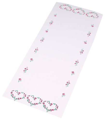 Dimensions Needlecrafts Embroidery, Rose Hearts Dresser Scar