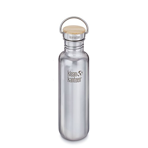 Klean Kanteen Reflect Stainless Plastic