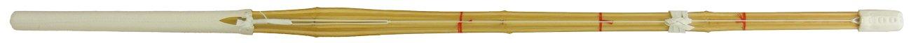 Shinai de bambu estandar con la espada de cuero / de bambu de Kendo (Hecho en Japon!) Takefuji