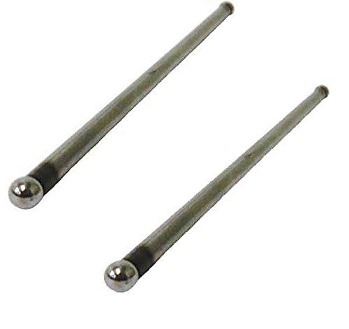 OMB Warehouse (2) Stainless Steel Push Rod GX200 Clone BSP Predator 212 Non-hemi