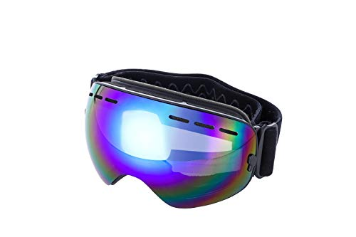 Mira - Ski Goggle Replacement Lens - Anti-Fog, Anti-Wind, UV400 Protection - Blue Lens from MIRA