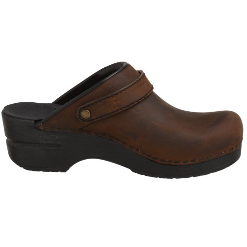Dansko Dansko Clog Oiled Ingrid Clog Dansko Ingrid Leather Leather Oiled P5rPqSF