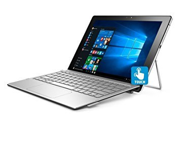 HP Spectre x2 12-Inch WUXGA+ IPS Touchscreen (1920 x 1280) Detachable Flagship High Performance Laptop Computer, Intel Core M5 Processor, 4GB RAM, 128GB SSD, Windows 10 (Pink Tablet Hp)