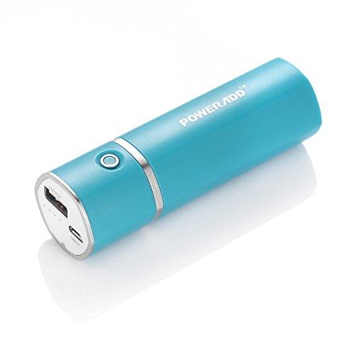 Poweradd Slim 2 5000mAh Cargador M¨®vil Port¨¢til Bater¨ªa Power Bank para Iphones Smartphones de Android Reproductor de MP3 C¨¢maras Digitales y M¨¢s