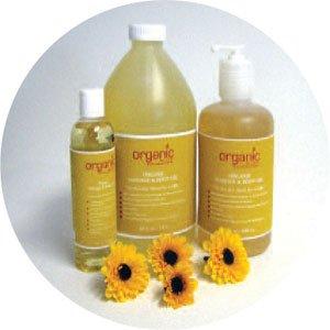 OB&B Natural Massage Oil , 64 ounce