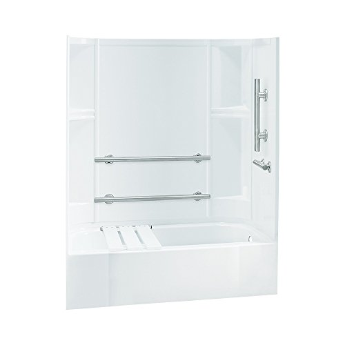 Sterling Plumbing 71240125 0 Accord Bath Tub And Shower