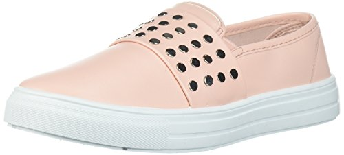 Qupid Womens Reba-167B Sneaker Soft Blush SwVCvhl4