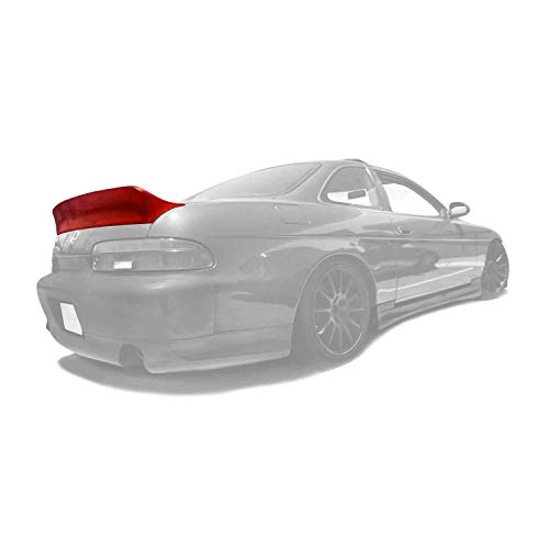 (Lexus SC SC300 SC400 1992-2000 Duckbill Style 1 Piece Polyurethane Rear Wing Spoiler manufactured by KBD Body Kits. Extremely Durable, Easy Installation, Guaranteed Fitment and Made in the)